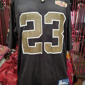 New Orleans Saints #23 Pierre Thomas Superbowl